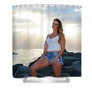 Taylor 036 Shower Curtain