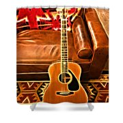 Taylor Classic Shower Curtain