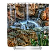 Tc Brightness Shower Curtain