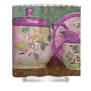 Tea Anyone Shower Curtain