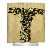 Tea Pot Art Shower Curtain