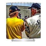 Team Stutz Shower Curtain