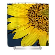 Tear Of The Sun Shower Curtain