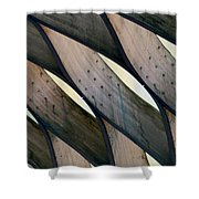 Tears Of Rust Shower Curtain