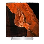 Tectonic Plates Shower Curtain by Mike  Dawson