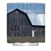 Tee Barn Shower Curtain