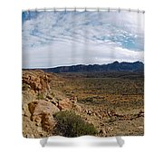 Teide Nr 14 Shower Curtain