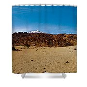 Teide Nr 15 Shower Curtain