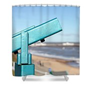 Telescope Shower Curtain