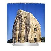 Teli Ka Mandir Temple Shower Curtain