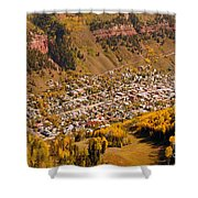 Telluride Shower Curtain