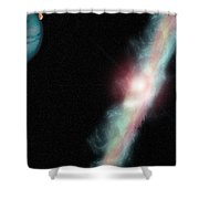Tempest Roll Shower Curtain