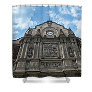 Templo Expiatorio A Cristo Rey - Mexico City I Shower Curtain