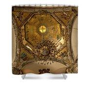 Templo Expiatorio A Cristo Rey - Mexico City II Shower Curtain