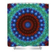 Ten Minute Art 082610-5 Shower Curtain