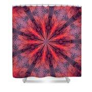 Ten Minute Art 090610-b Shower Curtain