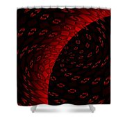 Ten Minute Art 1 Shower Curtain