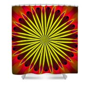 Ten Minute Art 102610c Shower Curtain