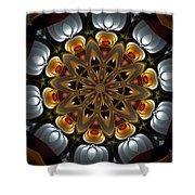 Ten Minute Art 3 Shower Curtain