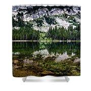 Tenaya Lake Shower Curtain