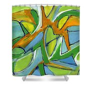 Tender Heart Shower Curtain