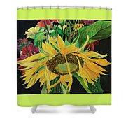 Tender Mercies Shower Curtain by Jane Autry