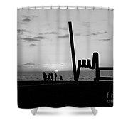 Tenerife / Playa De Las Americas Shower Curtain