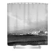 Tenerife / Playa De Las Americas3 Shower Curtain