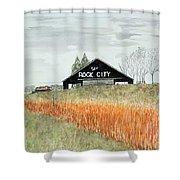 Tennessee Destination Shower Curtain