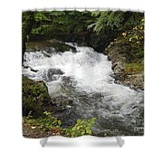 Tennessee River Shower Curtain