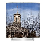 Tennessee State Capitol Building Shower Curtain
