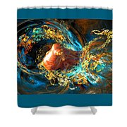 Tentacles Shower Curtain