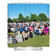 Tentertainment Music Festival 2015 Shower Curtain