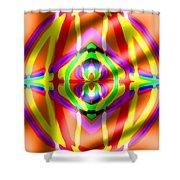 Teriya Shower Curtain