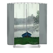 Terry's Runabout Shower Curtain