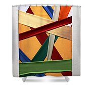 Tessuto Msc 01 Shower Curtain