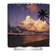 Tetiaroa Shower Curtain