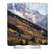 Teton Colors Shower Curtain