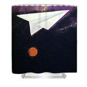 Tetrad Moon #1 Shower Curtain