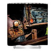 Texas 47 Shower Curtain