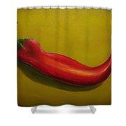 Texas Heat Shower Curtain