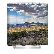 Texas Landscapes #3 Shower Curtain