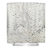 Texture 811 Shower Curtain