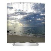 Thai Beach Shower Curtain
