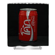 Thai Coke Shower Curtain