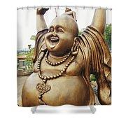 Thailand, Pattaya Shower Curtain