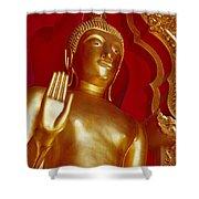 Thailand View Shower Curtain