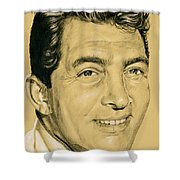 That's Amore Shower Curtain