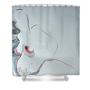 The 10th Month II Shower Curtain