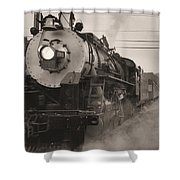 The 1702 At Dillsboro Shower Curtain